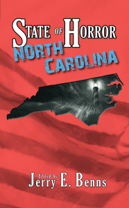 Cover art- State of Horror: North Carolina